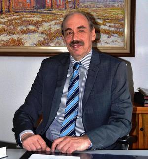 Bürgermeister Alexander Orth