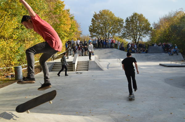 Skatepark Heikendorf